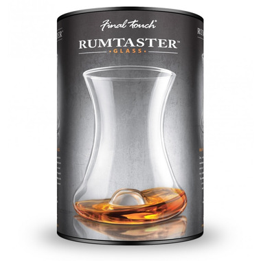 Final Touch Rum Taster Glass