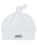 Juddlies Organic Hat White & Grey