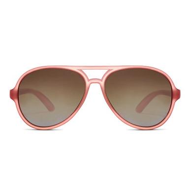 Hipsterkid Aviator Polarized Sunglasses Rose