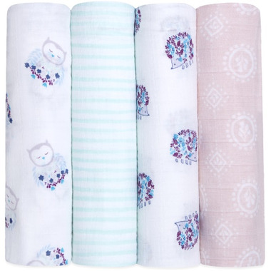 aden + anais Classic Swaddles Thistle