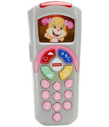 Fisher Price Laugh and Learn Puppy's Remote Control Pink