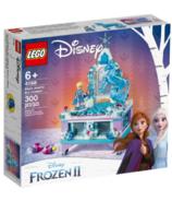 LEGO Disney Frozen II Elsa's Jewelry Box Creation