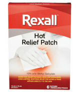 Rexall Pain Relief Hot Patch