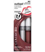 CoverGirl Outlast Lipcolor Cinnamon Stick