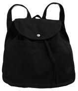 Baggu Drawstring Backpack Black