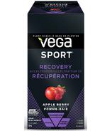 Vega Sport Recovery Accelerator Singles Box Apple Berry