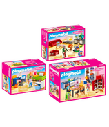Playmobil Dollhouse Furniture Bundle