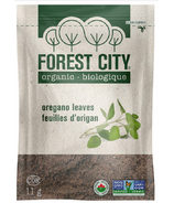 Forest City Organic Oregano Leaves