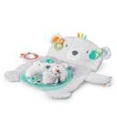 Baby Einstein Bright Starts Tummy Time Prop & Play Grey Bear