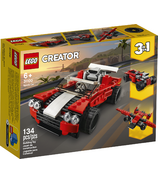 LEGO Creator 3-in-1 Sports Car Building Kit
