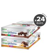 Genuine Health Fermented Vegan Protein Bar Chocolate Peanut Butter Bundle