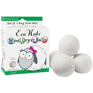 Eco Nuts Wool Dryer Balls