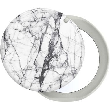 Popsockets Phone Grip + Pop Mirror Dove White Marble