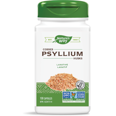 Nature\'s Way Psyllium Husks
