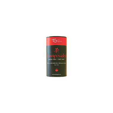 Touch Organic Gunpowder Rolled Green Tea
