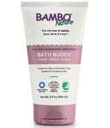 Bambo Nature Bath Buddy Hair & Body Wash