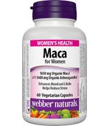 Webber Naturals Women's Maca