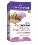 New Chapter 40+ Every Woman's One Daily Multivitamin
