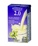 Resource 2.0 Vanilla Nutrition Formula Beverage