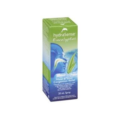 hydraSense Speciality Nasal Care Eucalyptus