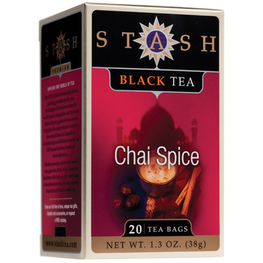 Stash Premium Chai Spice Black Tea
