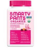SmartyPants Organic Womens Formula Gummies (en anglais)