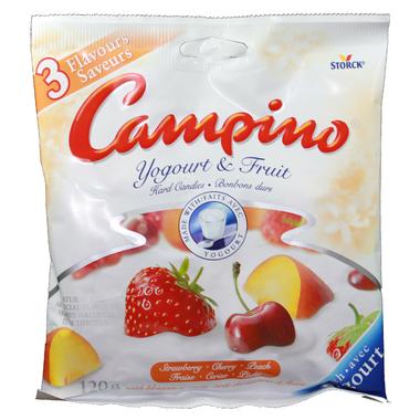 Campino Yogurt & Fruit Hard Candies