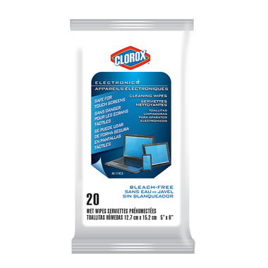Clorox Electronics Cleaning Wipes