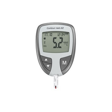 Ascensia Contour Next EZ Blood Glucose Meter