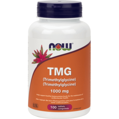 NOW Foods TMG (Trimethylglycine) 1000 mg