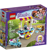 LEGO Friends Ice Cream Cart Building Kit