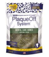 ProDen Plaque Off System Dental Bones Vegetable