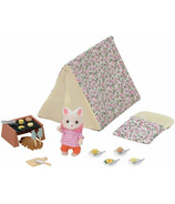 Calico Critters Camping Trip Set
