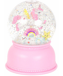 A Little Lovely Company Unicorn Snowglobe