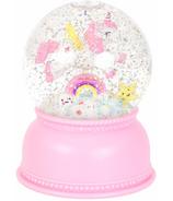 A Little Lovely Company Unicorn Snowglobe