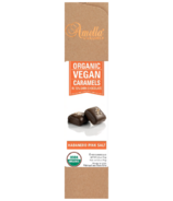 Amella Organic Vegan Dark Chocolate Caramels Habanero & Pink Salt