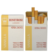 Honeyrose Vanilla Herbal Cigarettes