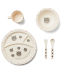 Red Rover Dinner Set Hippo