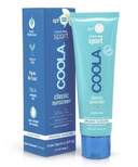 COOLA Sport Face Sunscreen Lotion SPF 50 White Tea