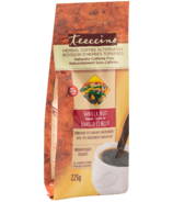 Teeccino Caffeine-Free Medium Roast Herbal Coffee Vanilla Nut Flavour