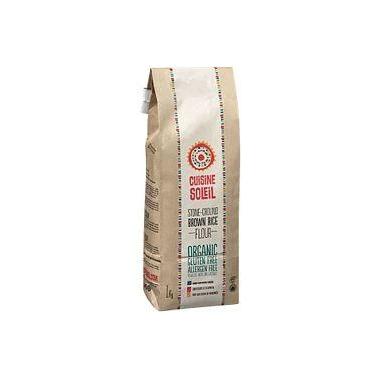 Cuisine Soleil Organic Brown Rice Flour