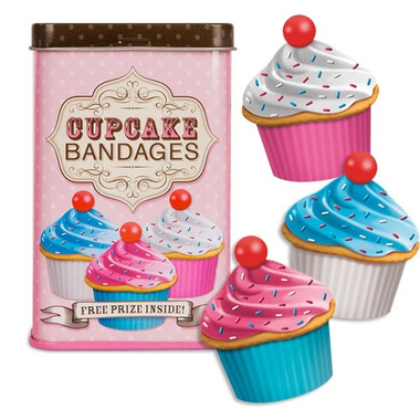 Accoutrement Cupcake Bandages