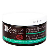 Druide Karite Organic Shea Butter & Argan Oil