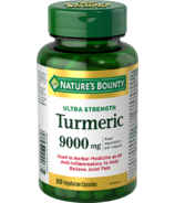 Nature's Bounty Ultra Strength Vegetarian Turmeric
