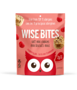 Wise Bites Soft Mini Cookie Raspberry Pie