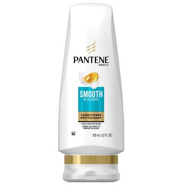 Pantene Smooth & Sleek Finishing Conditioner
