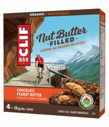 Clif Bar Nut Butter Filled Energy Bars Pack Chocolate Peanut Butter