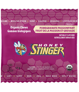 Honey Stinger Organic Pomegranate Chews