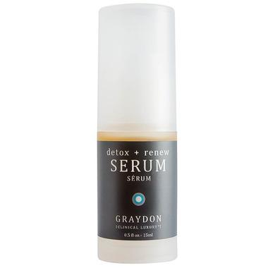 Graydon detox + renew Serum