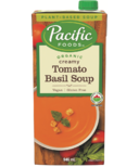 Pacific Foods Organic Tomato and Basil Soup
